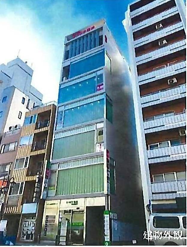 東京都渋谷区恵比寿/JR山手線・恵比寿駅東口から徒歩2分、バス通りに面した医療ビルの6階テナント