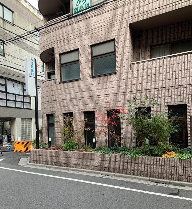東京都渋谷区恵比寿西/JR恵比寿駅西口から徒歩3分、飲食店街の角地に位置する1階テナント