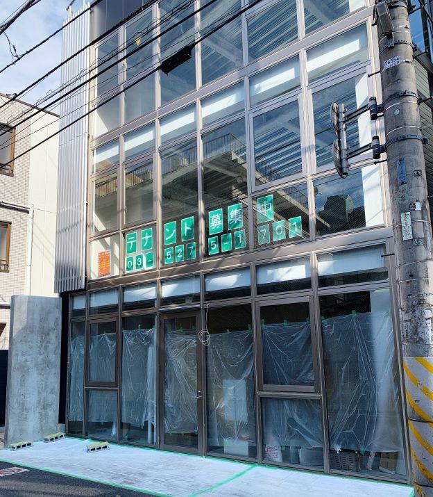 埼玉県さいたま市浦和区上木崎/JR京浜東北線・与野駅東口から徒歩30秒、駅前道路に面したガラス張りの新築ビルの2・3・4階テナント