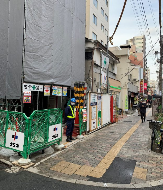 東京都北区西ヶ原/JR山手線・駒込駅から徒歩5分、本郷通りに面した視認性の良い新築11階建てマンションの1階・2階テナント
