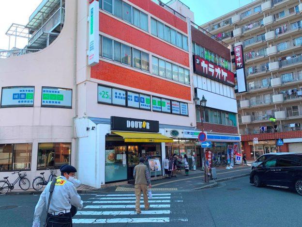 埼玉県狭山市新狭山/西武新宿線・新狭山駅北口ロータリーに面した、視認性の良い1階テナント